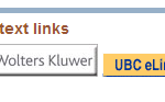 PubMed & Wolters Kluwer / Ovid Links